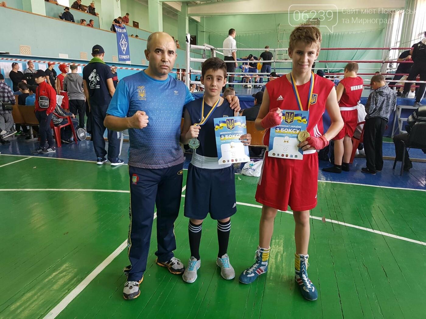 Спортсмены из Покровска заняли призовые места на Чемпионате Украины по боксу, фото-3