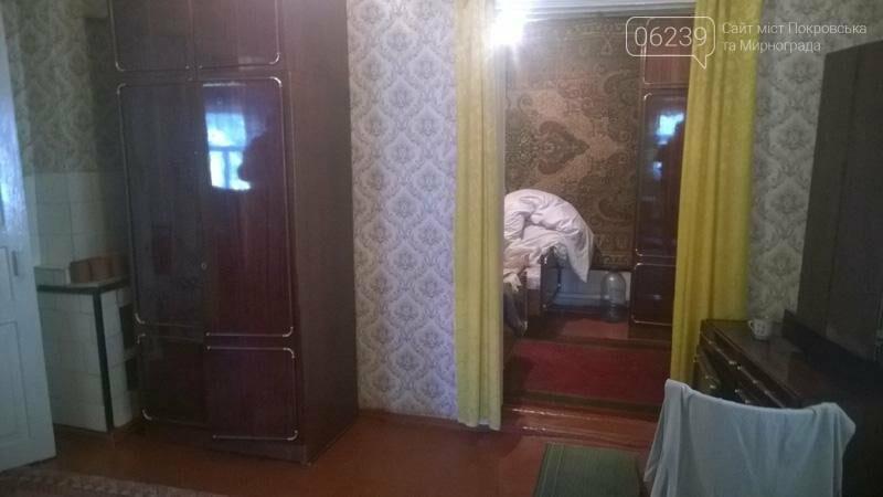 В Покровске задержан мужчина, который до смерти забил собственную мать, фото-2