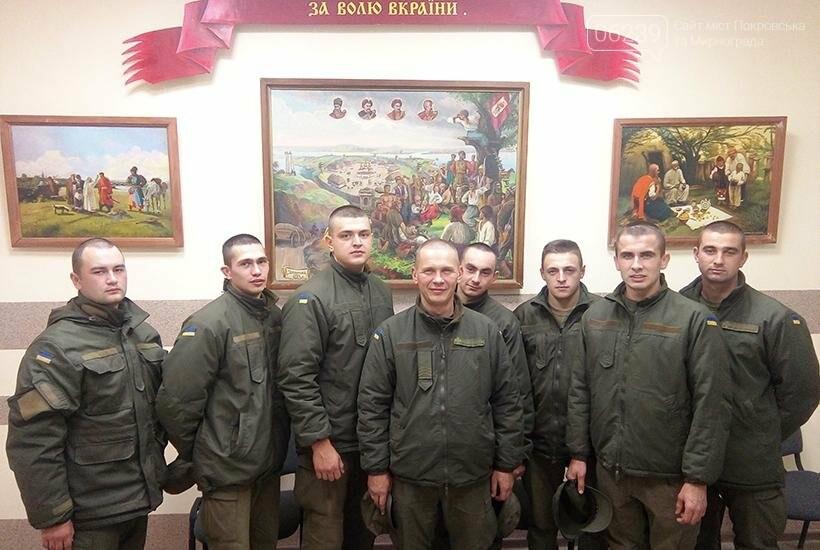 В Покровске гвардейцы 3-й бригады посетили литературное мероприятие «Современные герои Украины», фото-3