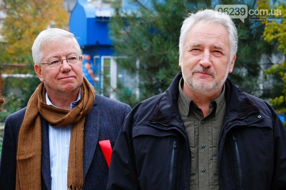 В Покровске открыли отремонтированный центр для детей-сирот и детей, лишенных родительской опеки, фото-5