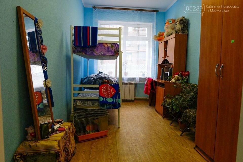 В Покровске открыли отремонтированный центр для детей-сирот и детей, лишенных родительской опеки, фото-11