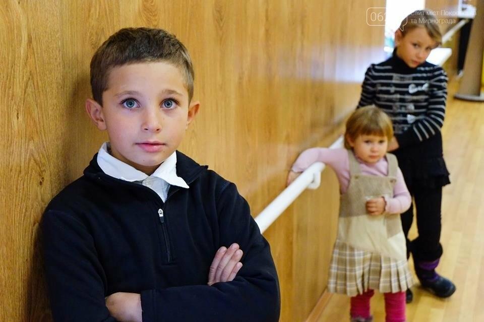 В Покровске открыли отремонтированный центр для детей-сирот и детей, лишенных родительской опеки, фото-13