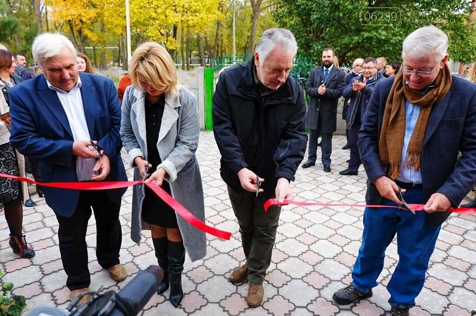 В Покровске открыли отремонтированный центр для детей-сирот и детей, лишенных родительской опеки, фото-14