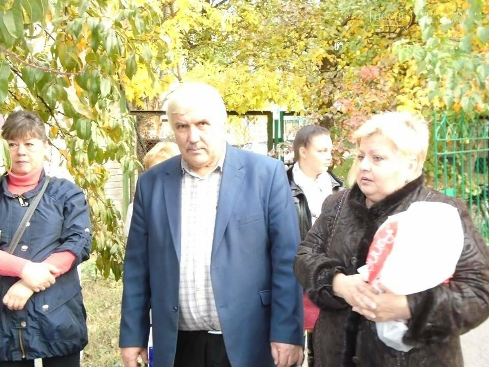 В Покровске семьи погибших участников АТО получили картофель и консервацию, фото-5