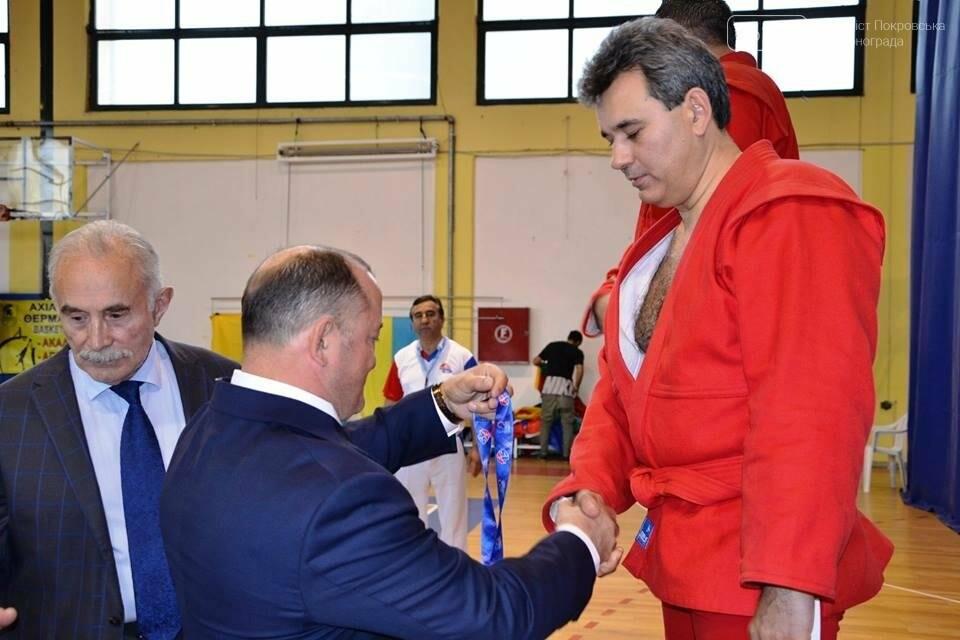 Успехи мэра Покровска на чемпионате в Греции: подведены окончательные итоги , фото-3