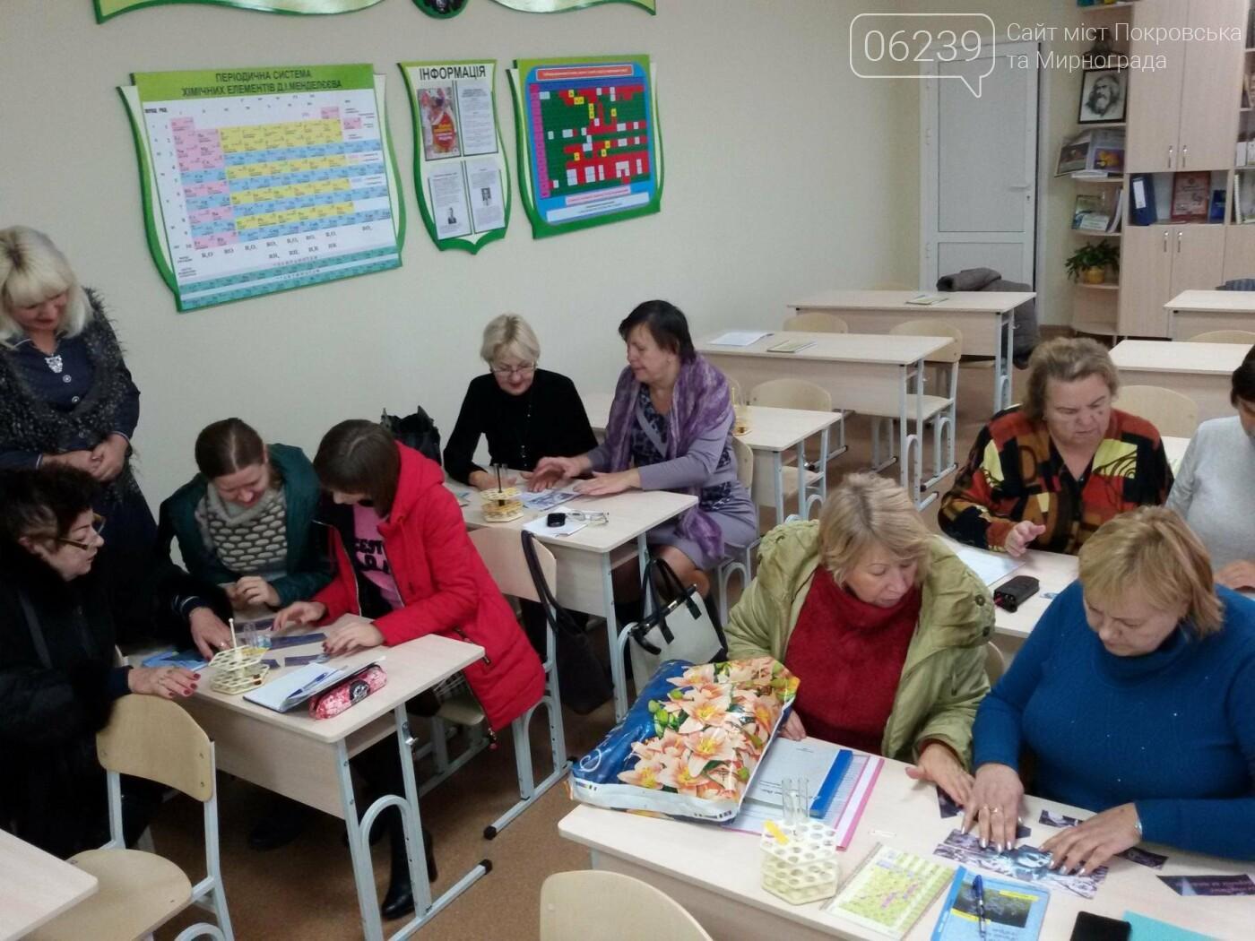 В Покровской опорной школе №9 прошел семинар-практикум по здоровьесбережению, фото-9