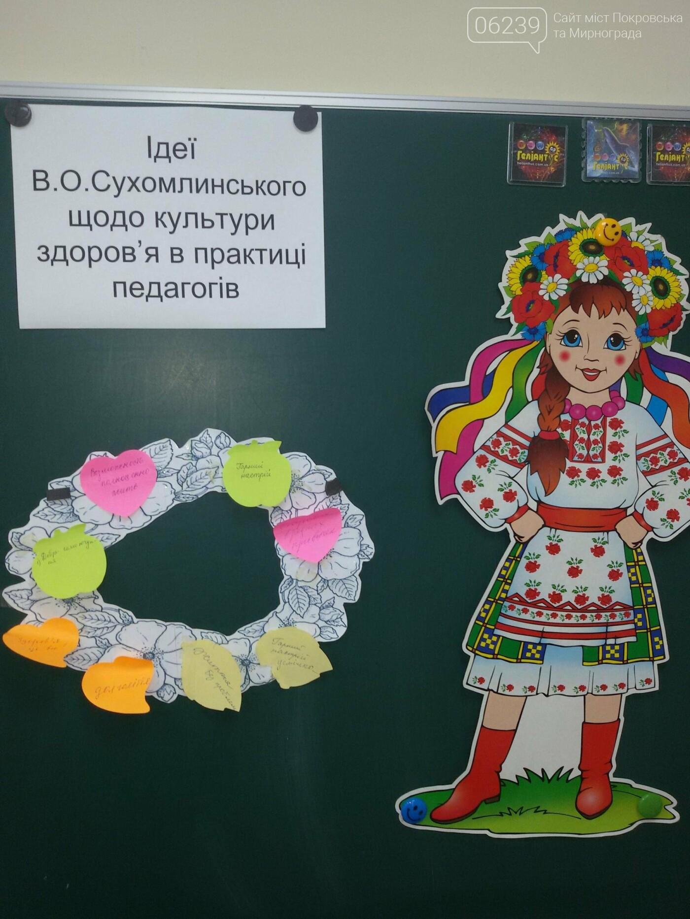 В Покровской опорной школе №9 прошел семинар-практикум по здоровьесбережению, фото-8