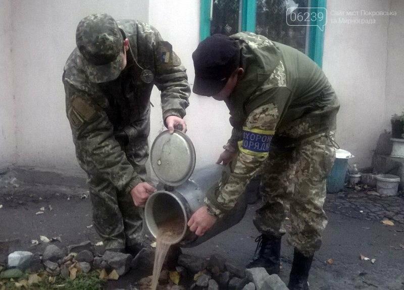 Покровские правоохранители привлекли к ответственности «самогонщицу» из Родинского, фото-4