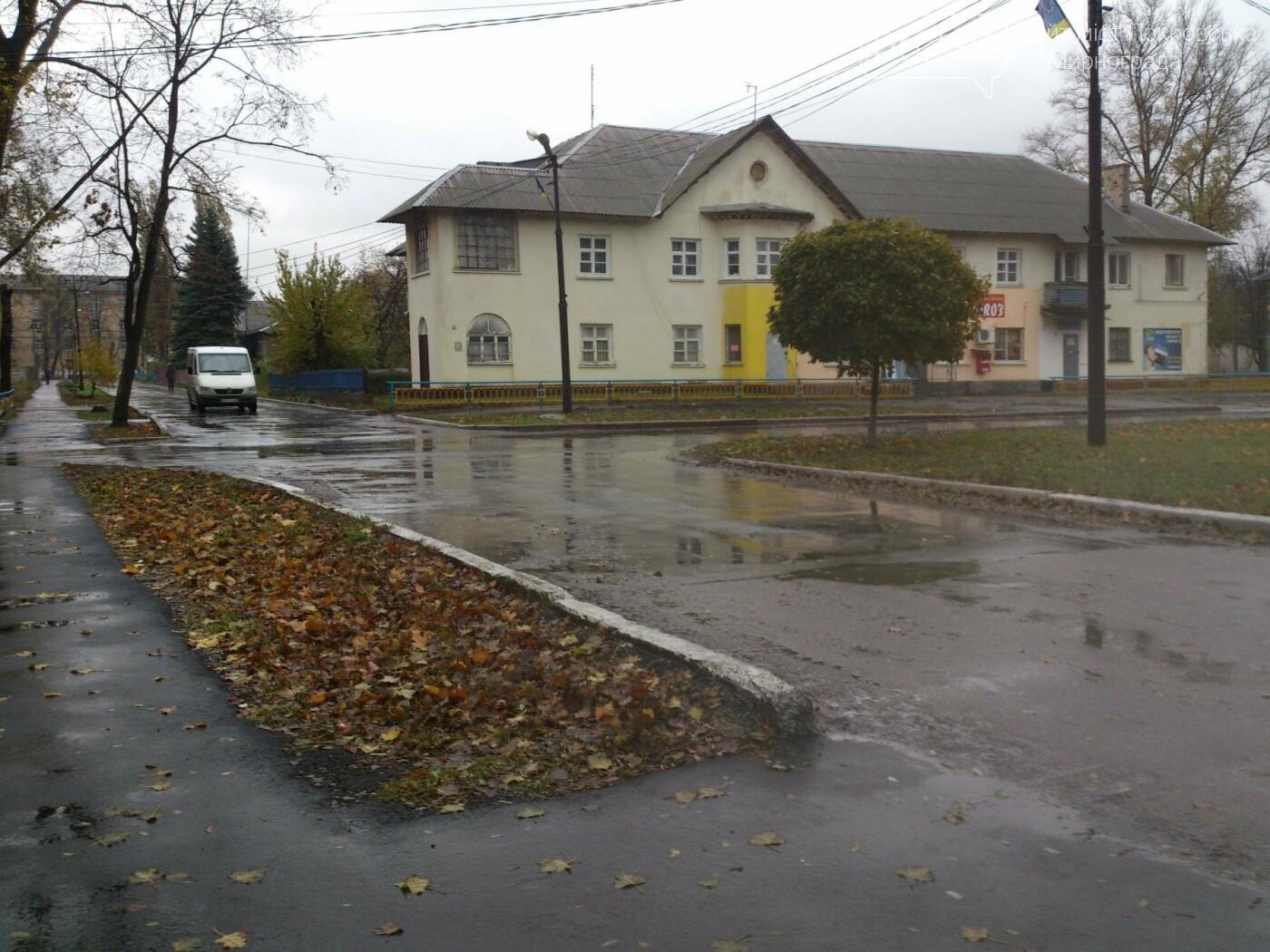На оживленных перекрестках в поселке динзавода пропали дорожные знаки , фото-4