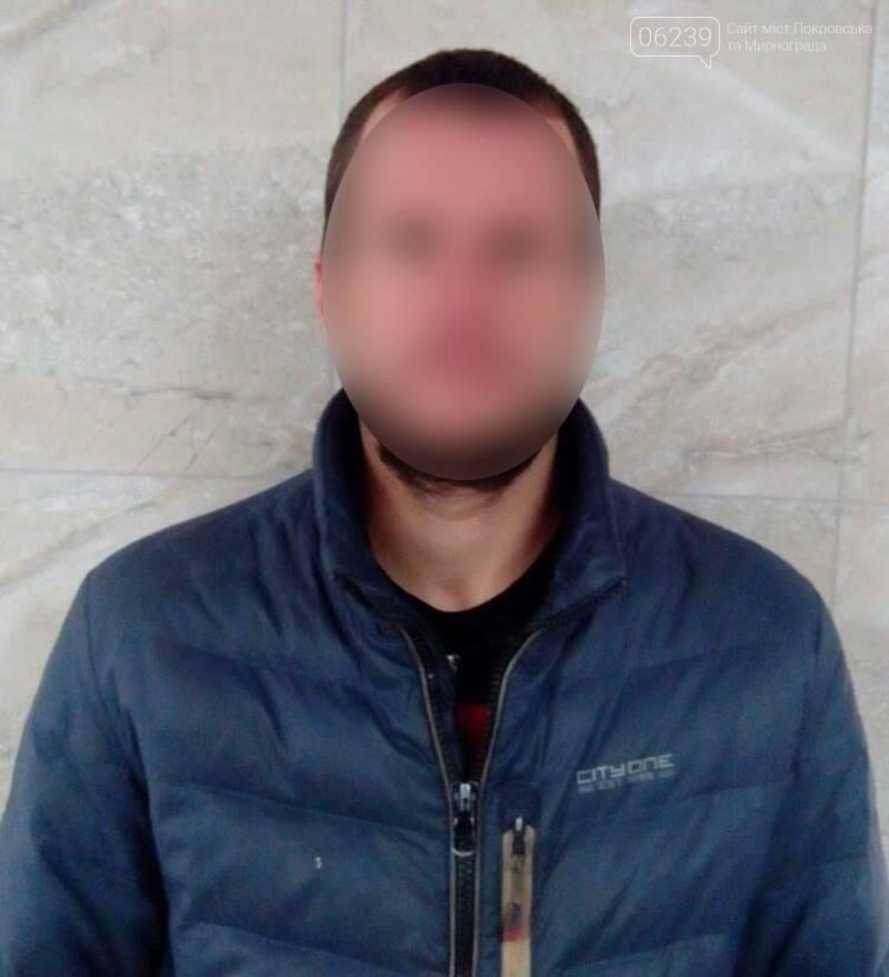 Задержан 31-летний покровчанин, который курочил местные кладбища, фото-1