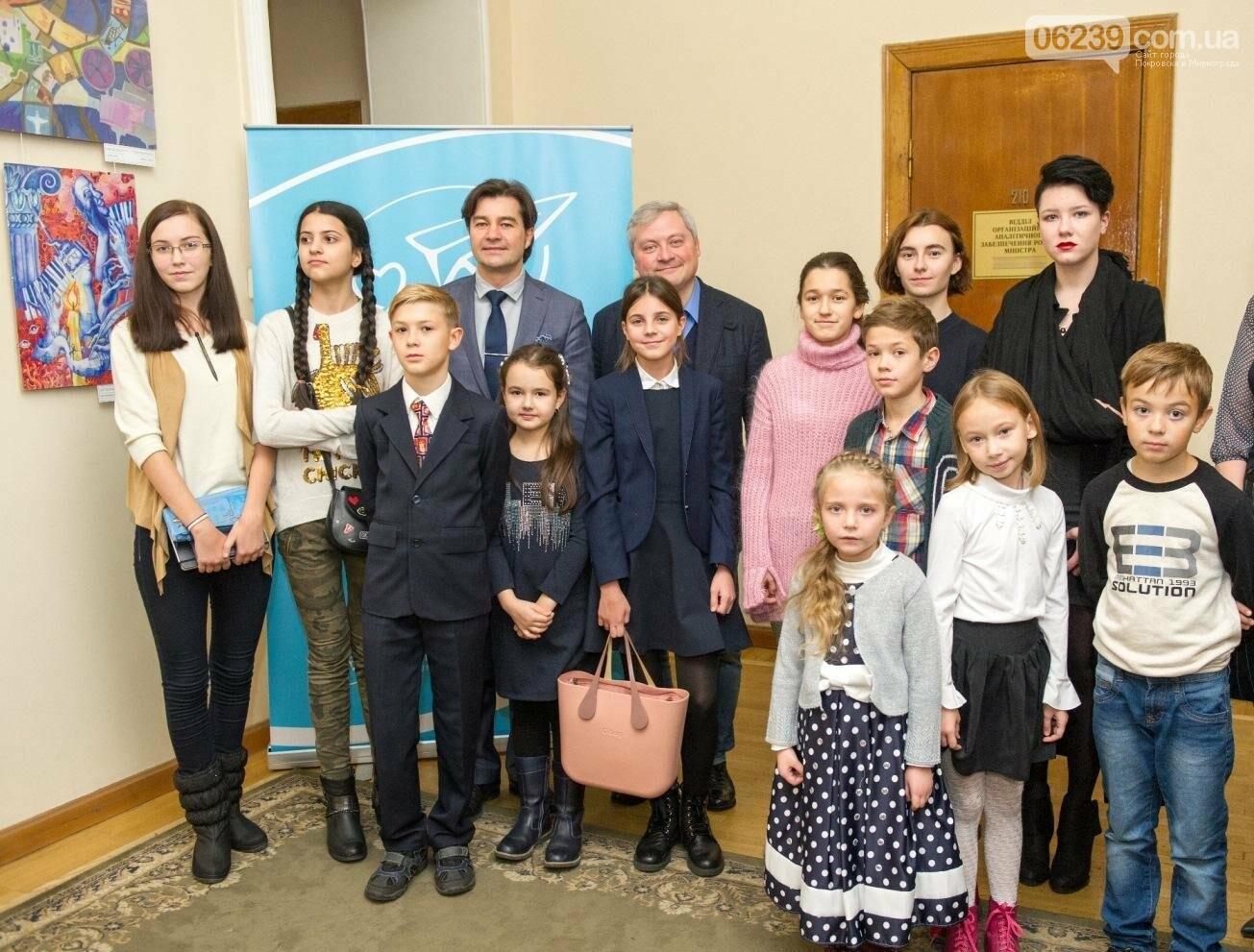 В Мінкультури відкрили виставку переможців Конкурсів дитячого малюнка, фото-2