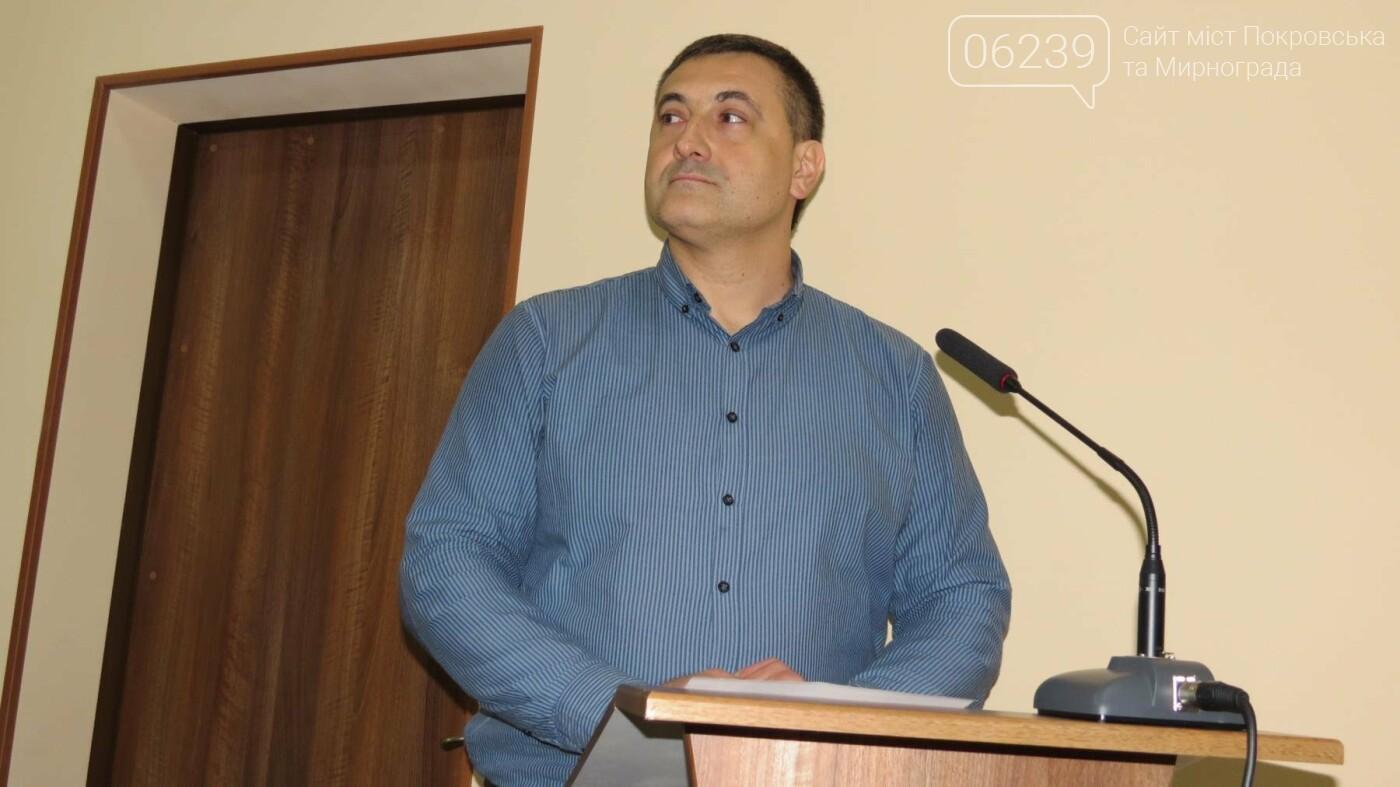 Депутаты Покровска расширили полномочия главврача ЦРБ, фото-1