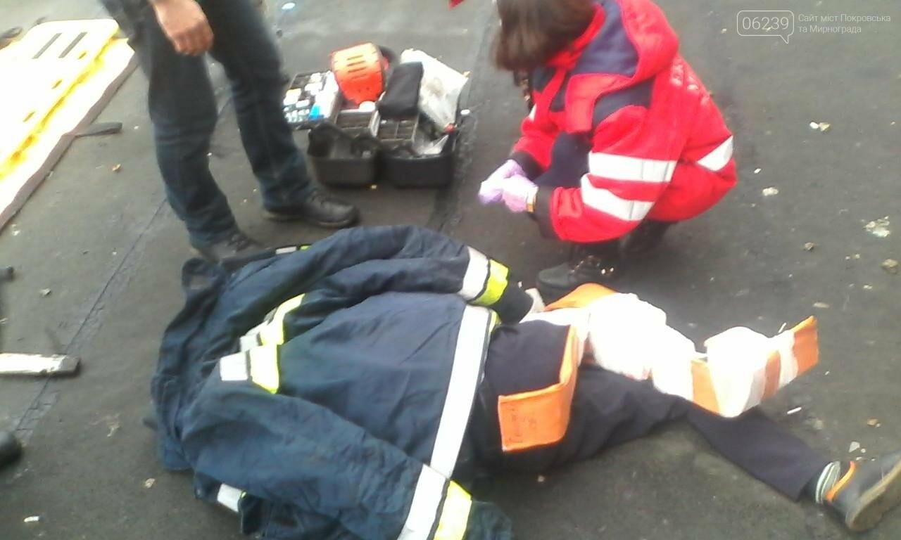 Покровская оперзона: 15-летний мальчик выпал из окна квартиры на 7-м этаже, фото-1