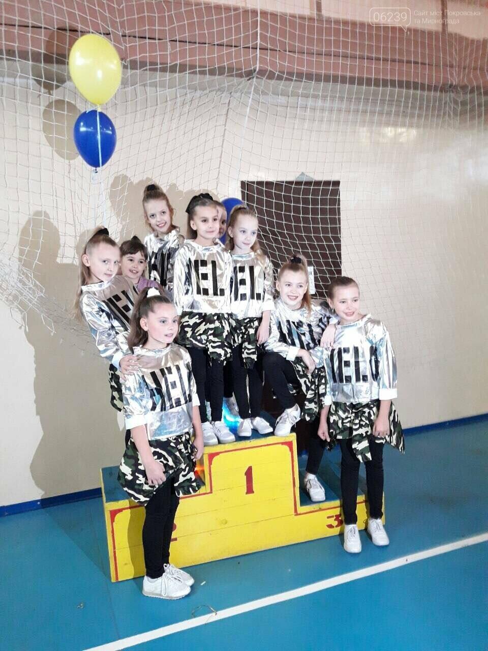 У Покровську відбувся Кубок області з чирлідингу та чир спорту, фото-3