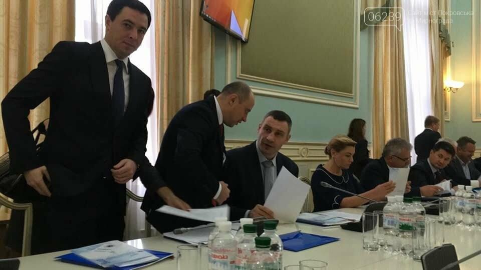 Мэр Покровска - участник собрания Правления Ассоциации городов Украины, фото-4
