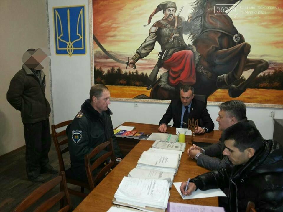 Руководитель Красноармейской прокуратуры провел прием граждан в Селидовской колонии, фото-3