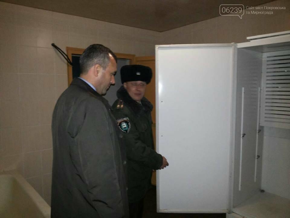 Руководитель Красноармейской прокуратуры провел прием граждан в Селидовской колонии, фото-1