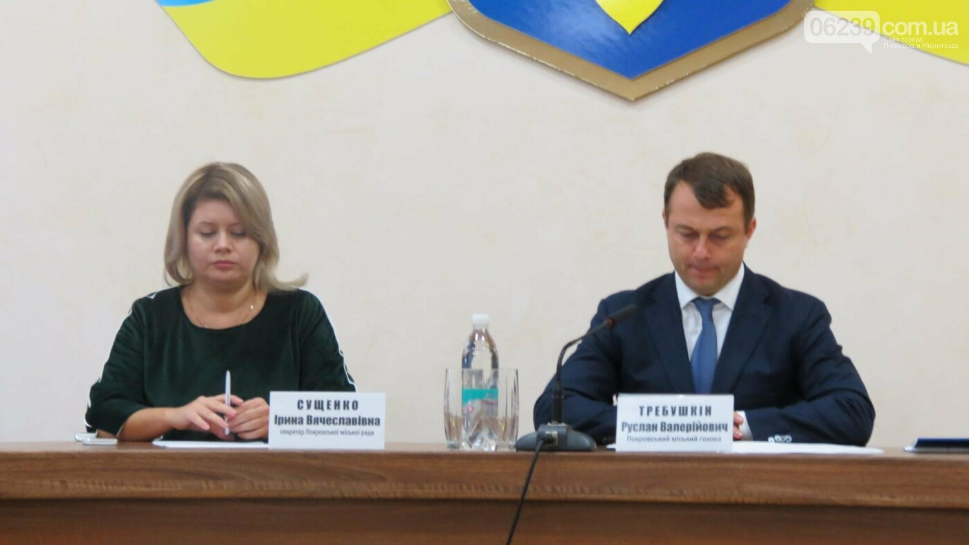 """Как прошла самая """"быстрая"""" сессия Покровского городского совета?, фото-2"""