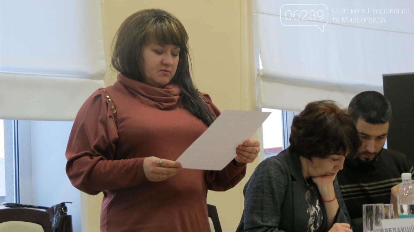 """Как прошла самая """"быстрая"""" сессия Покровского городского совета?, фото-5"""