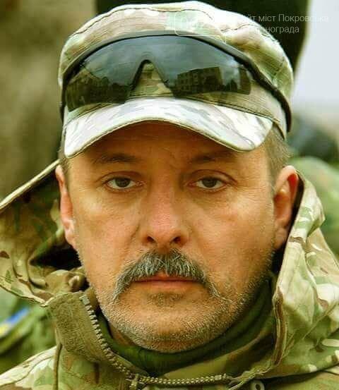 Год назад в зоне АТО погиб житель Родинского Константин Шрамко, фото-1