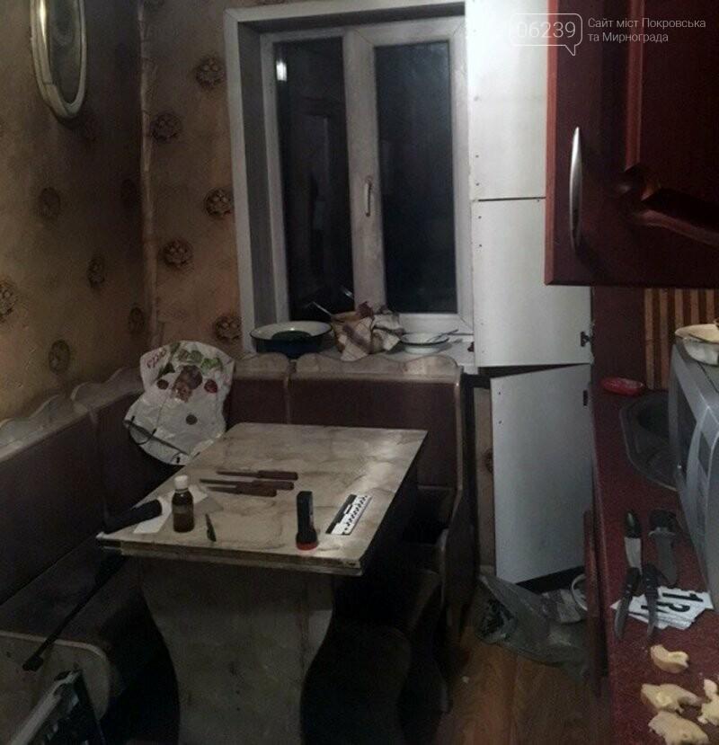 В Покровске «посиделки» супругов закончились убийством, фото-3