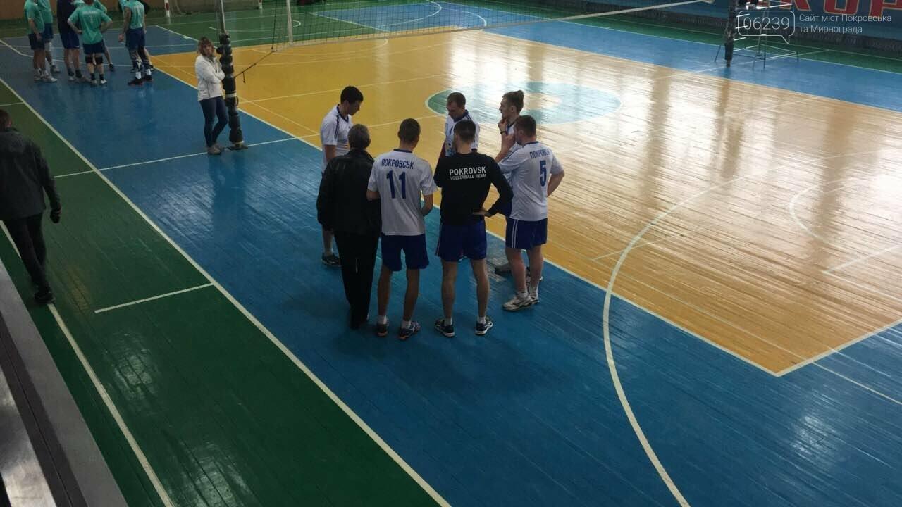 Волейболисты ВК «Покровск» стали лучшими в Луганской области, фото-8