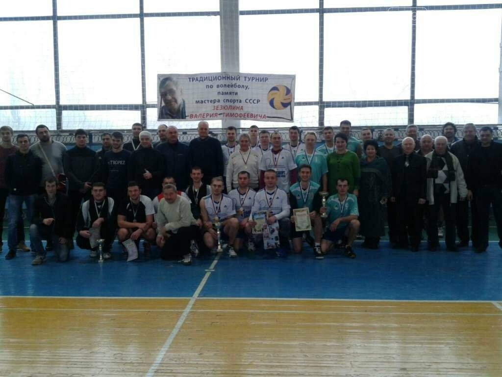 Волейболисты ВК «Покровск» стали лучшими в Луганской области, фото-6