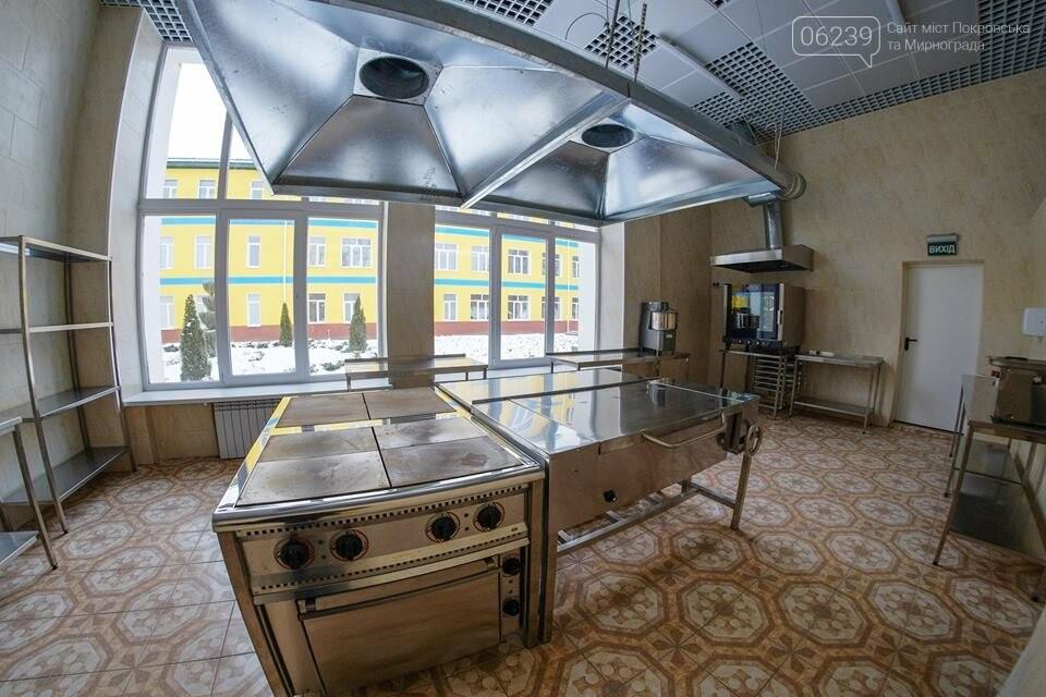 У селищі Гришине завершився капітальний ремонт та термомодернізація будівлі НВК, фото-8