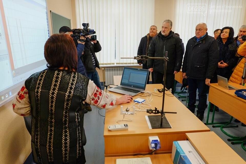 У селищі Гришине завершився капітальний ремонт та термомодернізація будівлі НВК, фото-10