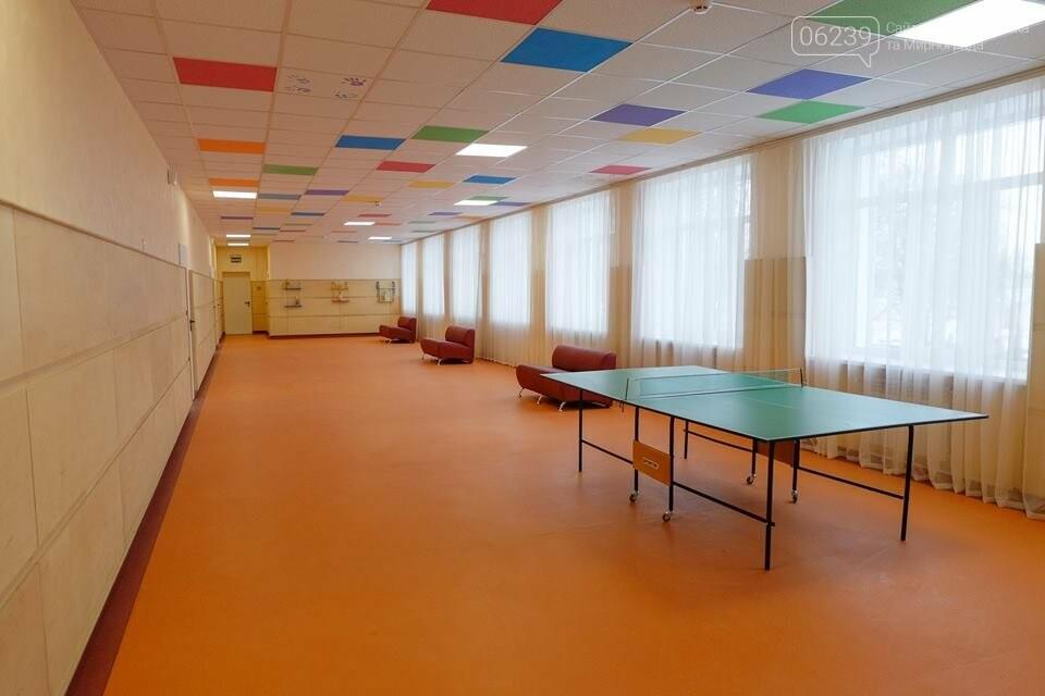У селищі Гришине завершився капітальний ремонт та термомодернізація будівлі НВК, фото-14