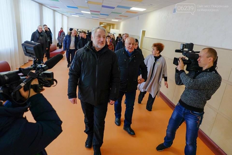 У селищі Гришине завершився капітальний ремонт та термомодернізація будівлі НВК, фото-23