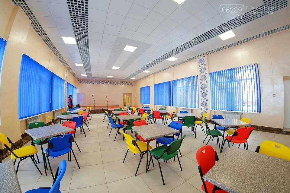 У селищі Гришине завершився капітальний ремонт та термомодернізація будівлі НВК, фото-29