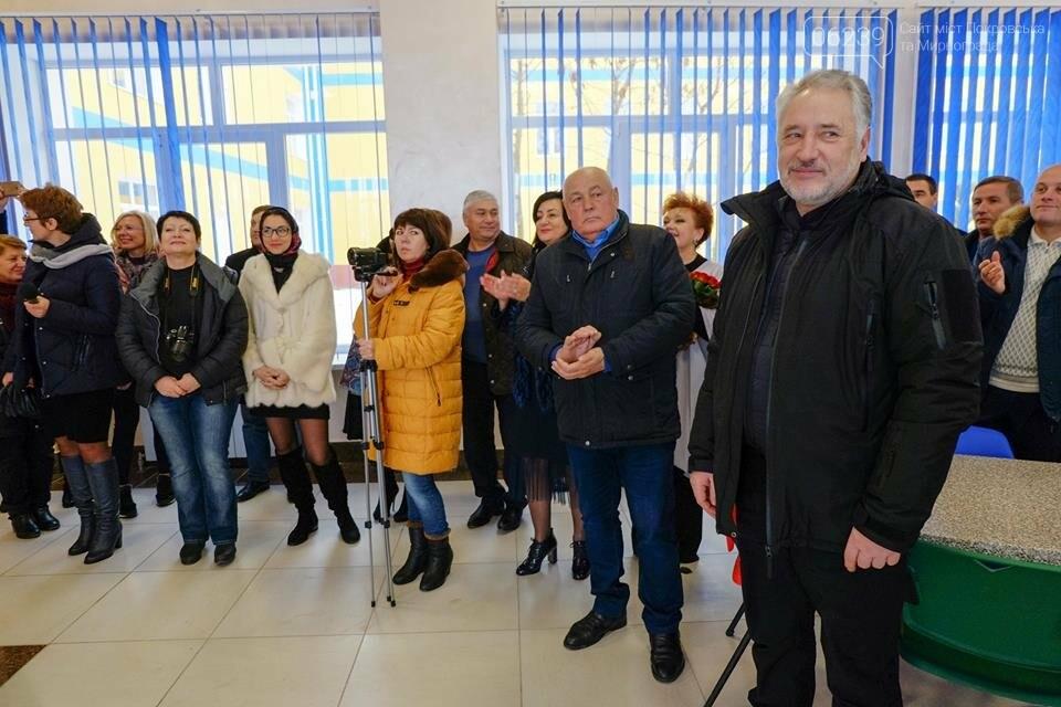 У селищі Гришине завершився капітальний ремонт та термомодернізація будівлі НВК, фото-32
