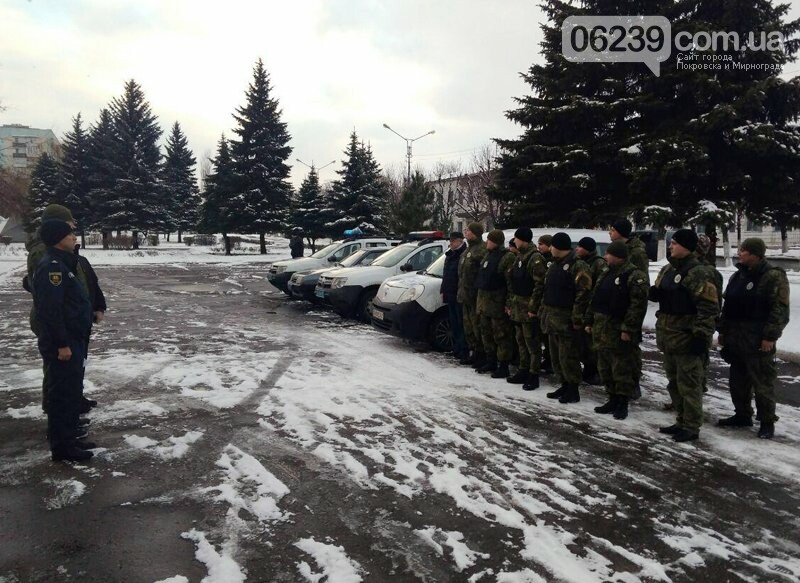 У Покровську та Мирнограді поліцейські та УГФ спільно забезпечуватимуть правопорядок на вихідних, фото-1