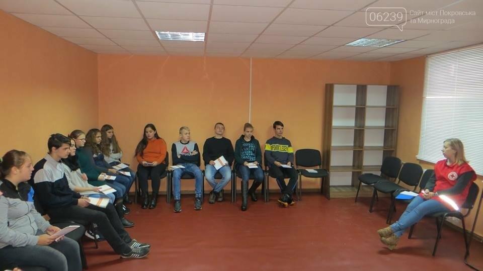 У Родинському професійному ліцеї відбувся тренінг з надання першої домедичної допомоги, фото-1