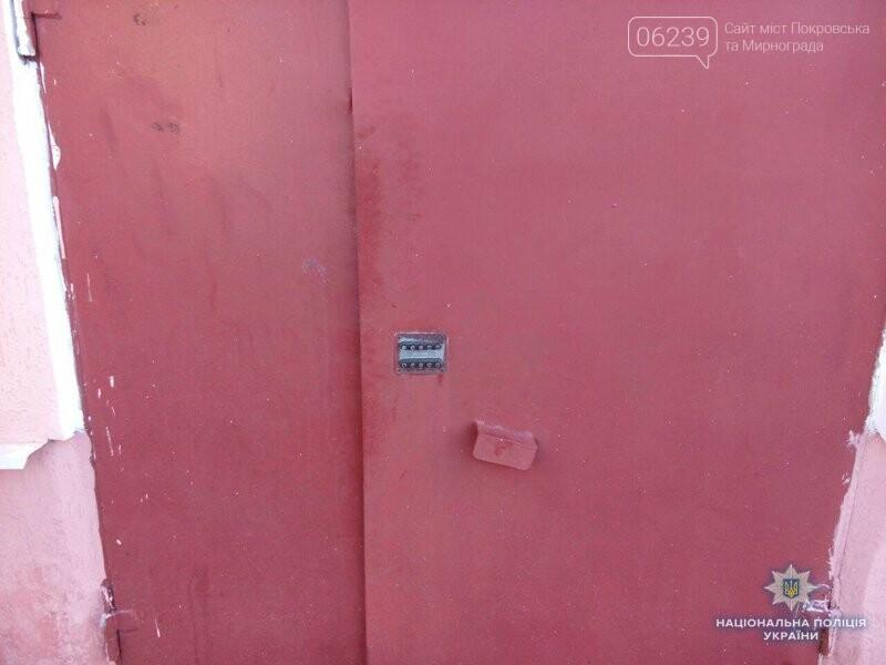 Полицейские воплощают в Мирнограде проект «Безопасный дом», фото-1