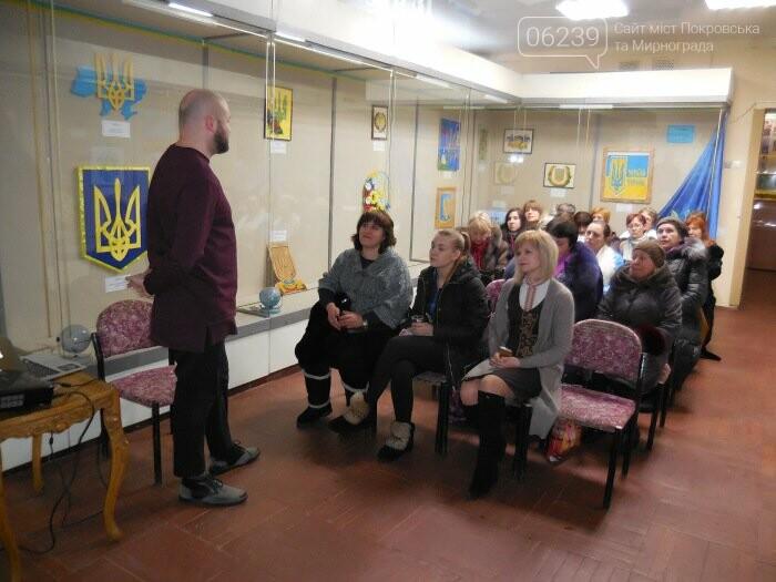 У Покровському історичному музеї відбулася презентація проекту «Квітуча Україна», фото-1