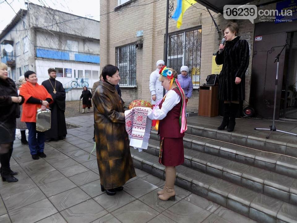 В Покровском районе торжественно открыли агентские пункты ПФ, фото-3