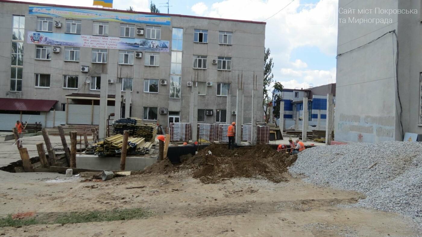 Как продвигается строительство ЦПАУ в Покровске, фото-5