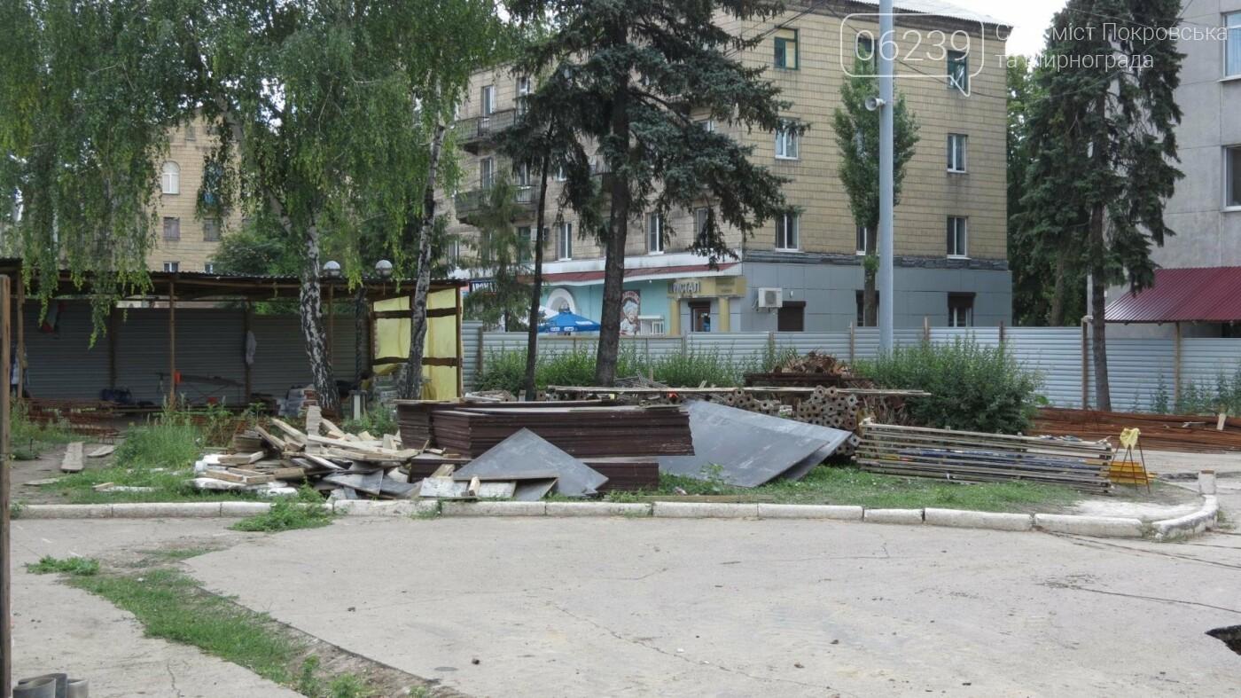 Как продвигается строительство ЦПАУ в Покровске, фото-11
