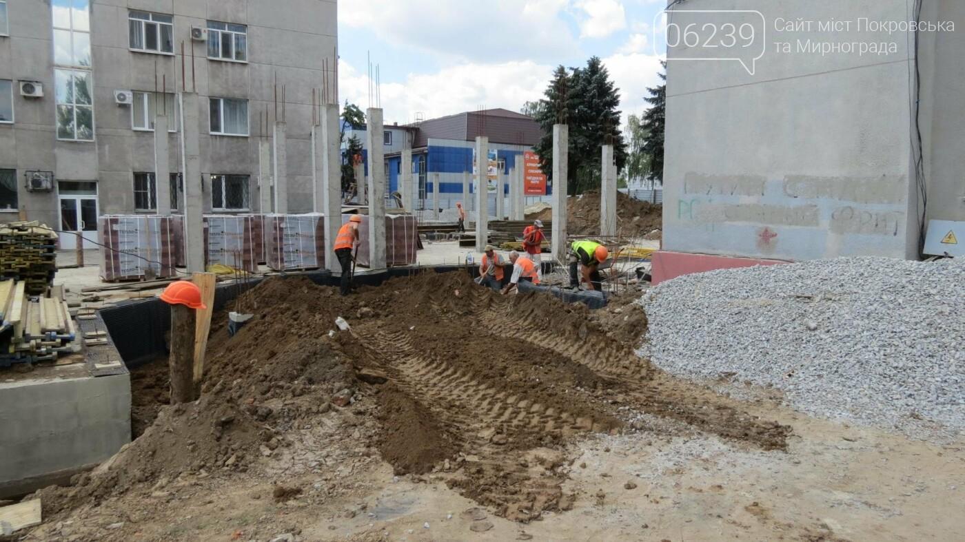 Как продвигается строительство ЦПАУ в Покровске, фото-8