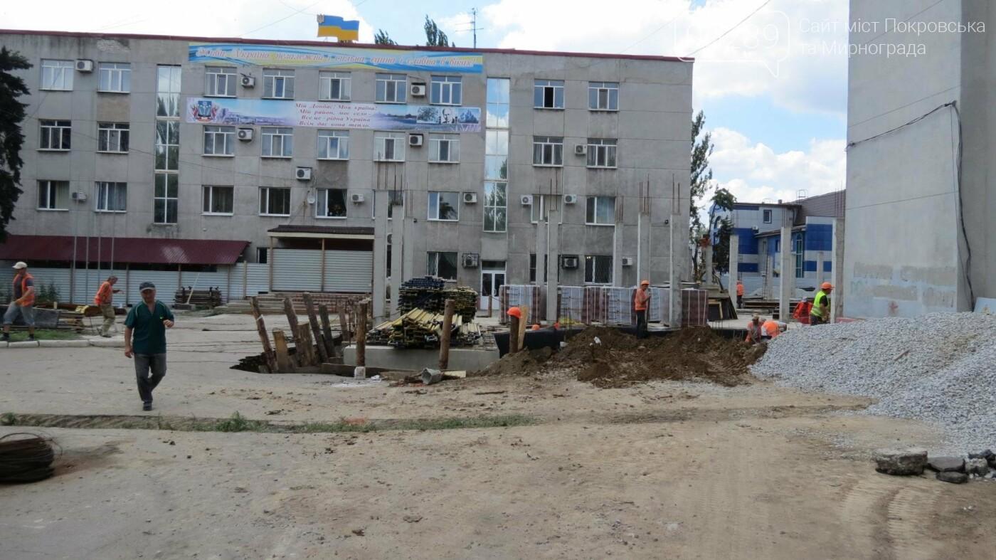 Как продвигается строительство ЦПАУ в Покровске, фото-6