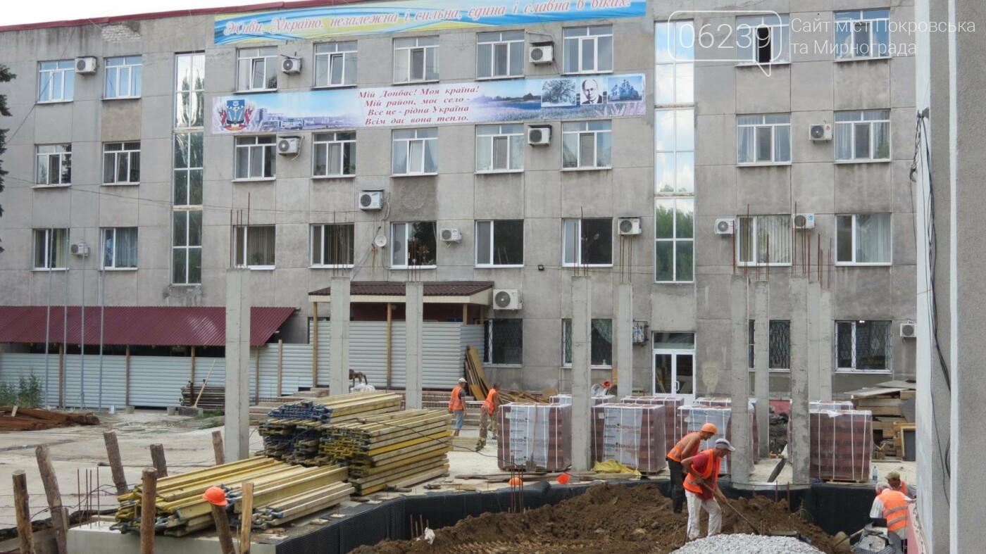Как продвигается строительство ЦПАУ в Покровске, фото-3