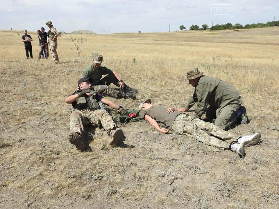 В Покровсько-Ясинуватському ОМВК пройшов єдиний стрілецький день, фото-3