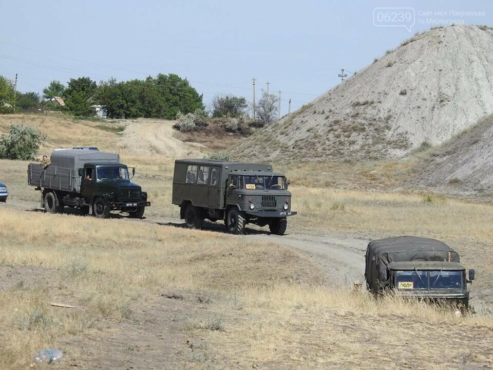 В Покровсько-Ясинуватському ОМВК пройшов єдиний стрілецький день, фото-4