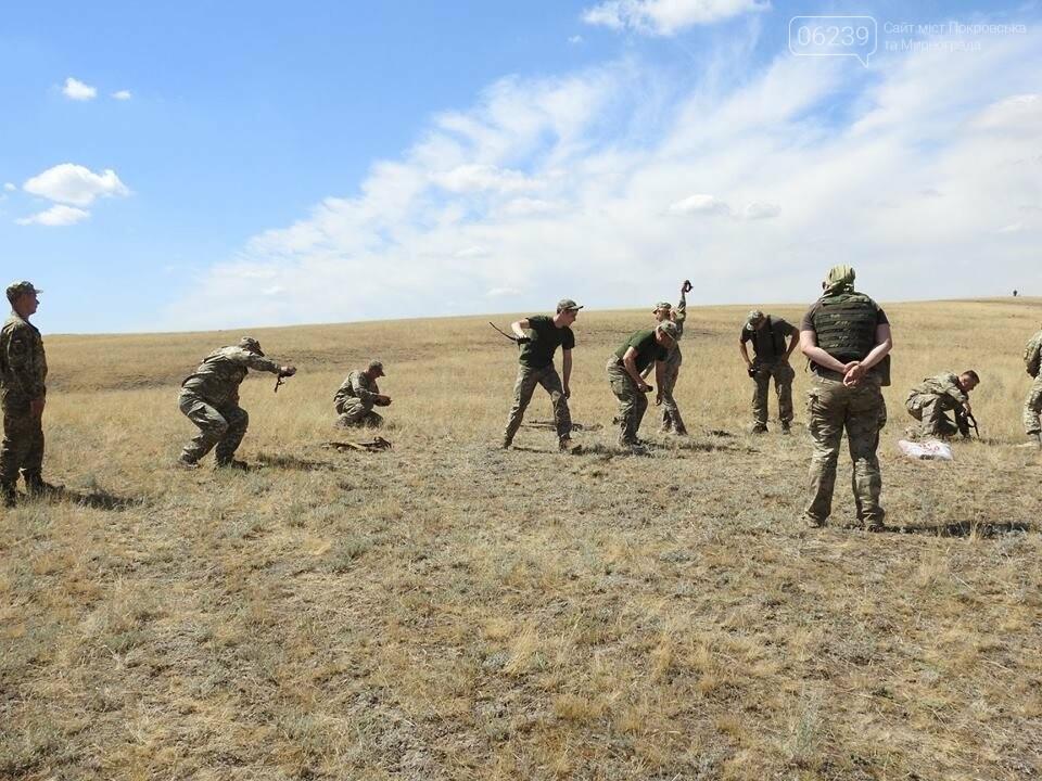 В Покровсько-Ясинуватському ОМВК пройшов єдиний стрілецький день, фото-5