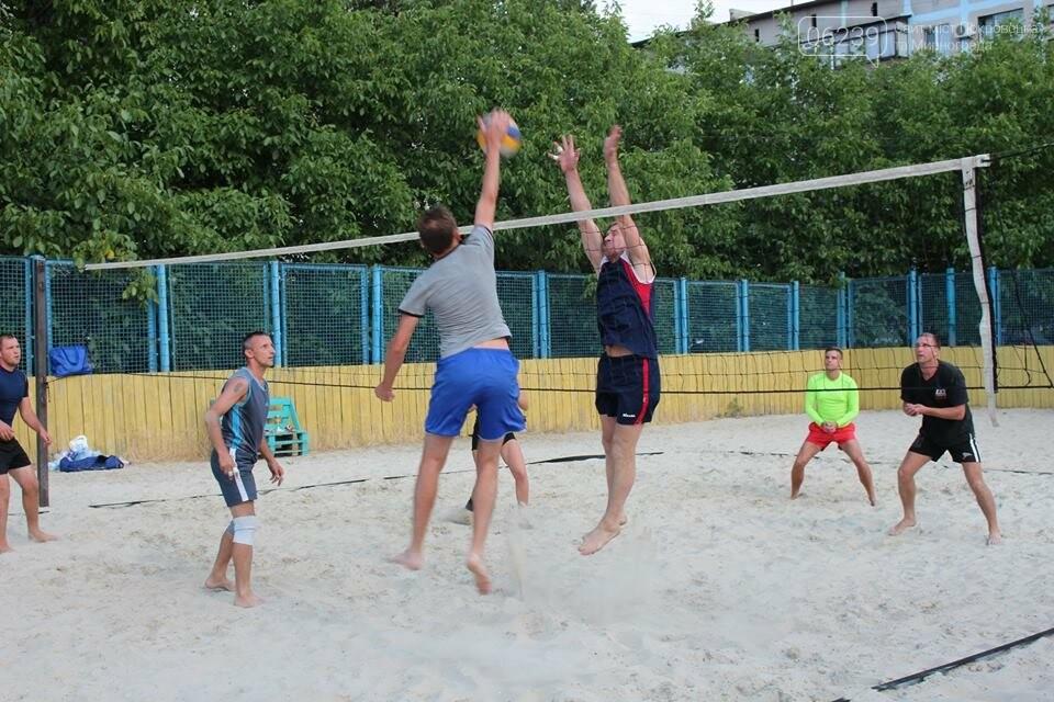 7 червня в місті Мирноград відбувся турнір з паркового волейболу, фото-2