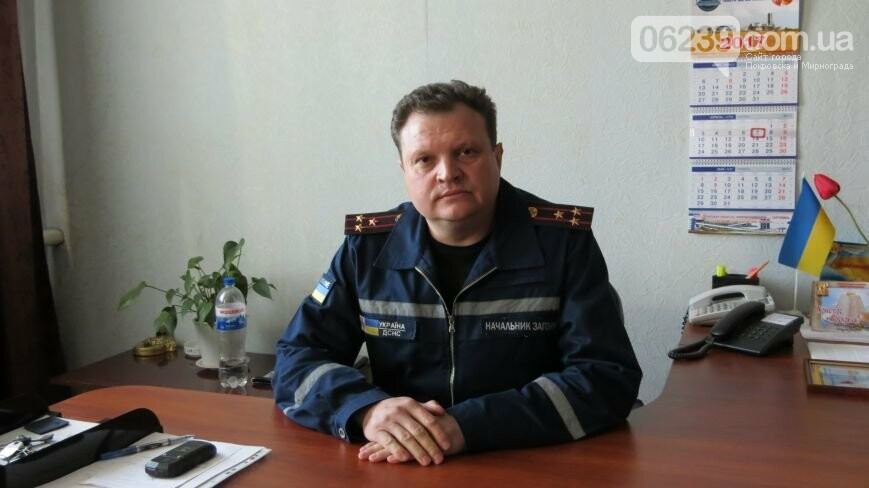 На 43-у році життя помер головний рятувальник Покровська, фото-1