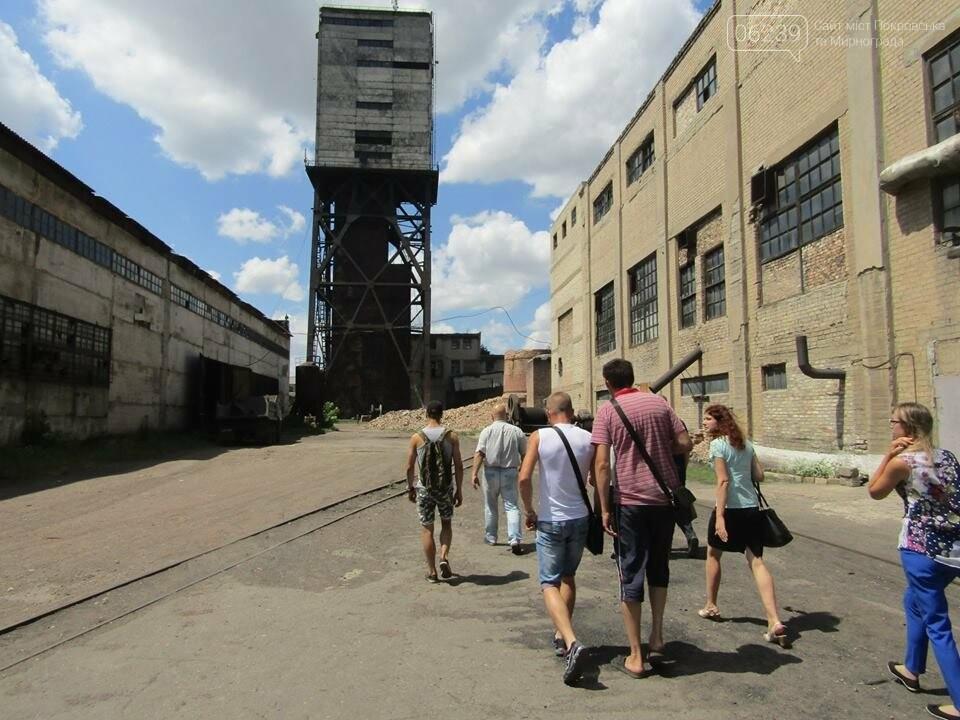 Специалисты Мирноградского городского центра занятости провели экскурсию на базе шахты «Центральная», фото-1
