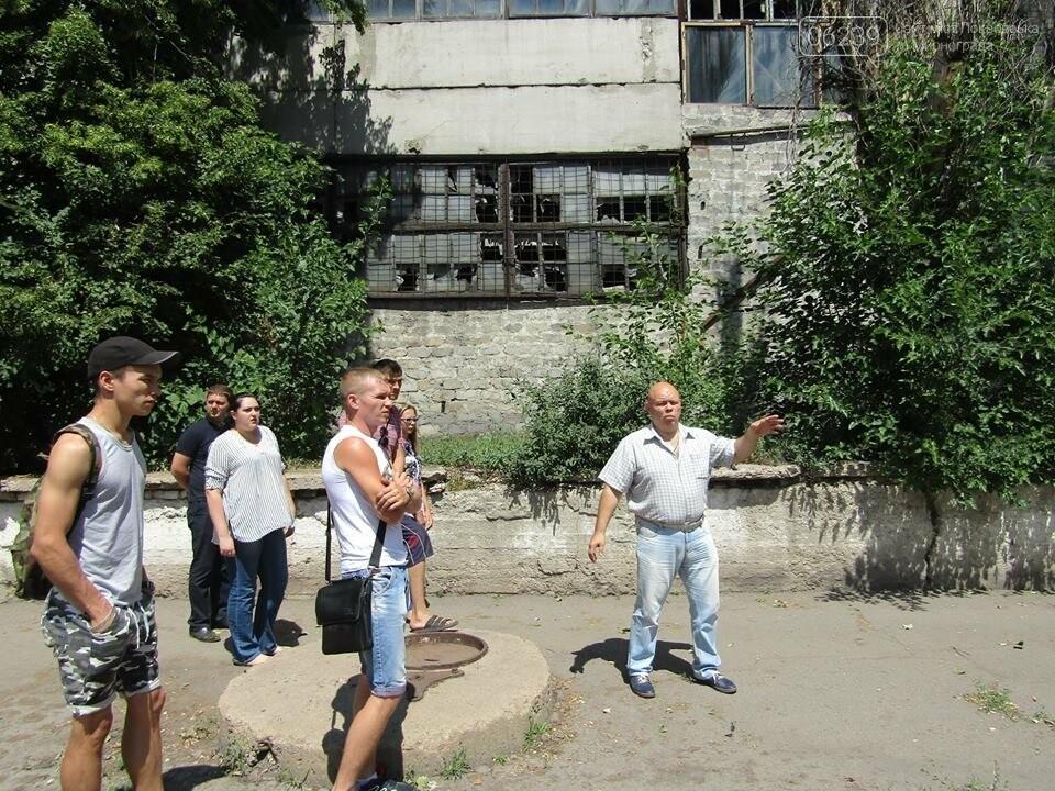 Специалисты Мирноградского городского центра занятости провели экскурсию на базе шахты «Центральная», фото-4